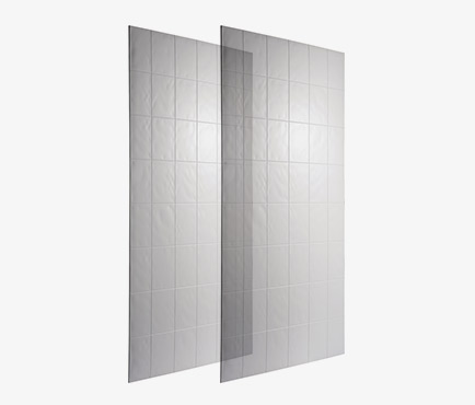 Panneaux muraux douche leroy merlin panneau mural salle for Panneaux muraux cuisine